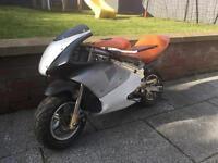 Kids mini moto
