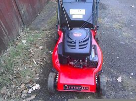Rotary Petrol large 18 inch Champion Lawnmower