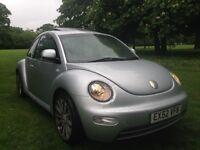 Volkswagen Beetle 2002 1.6petrol 12months mot Multi-spoke vw alloys CHEAP !