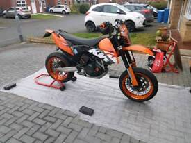 KTM SMC 690 not smcr sx exc smr price drop new OEM injector fitted