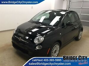 2016 Fiat 500 POP- Efficient Commuter with Bluetooth!