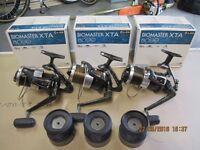 Shimano Biomaster XTA 8000 Reels