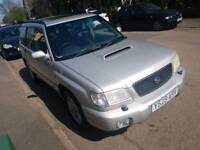 RARE TURBO SUBARU FORESTER S AWD 1OWNER CHEAPEST ON NET BARGAIN QUICK SALE