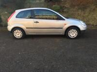 Ford Fiesta 1.2 lx low miles full service history 1 years mot like Corsa 206 polo