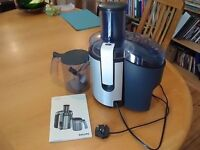 Philips HR1861 Whole Fruit Juicer - RRP £88.00