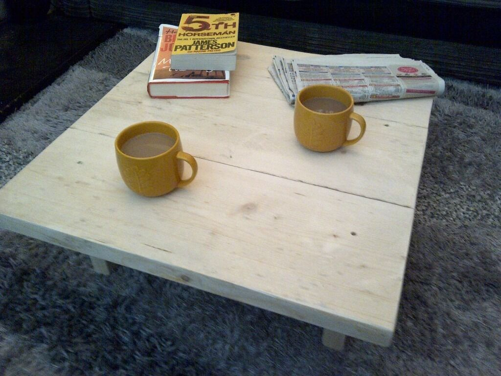 coffee table side table reclaimed wood side table displayin Hyde, ManchesterGumtree - coffee table side table reclaimed wood side table display WELCOME TO COME AND VIEw APPROX 80 CM WIDE 45 CM DEPTH 53 CM HIGH WELCOME TO COME AND TAKE A LOOK collection HYDE sk141pp Possible delivery within 10 mile radius but bidder must contact for a...