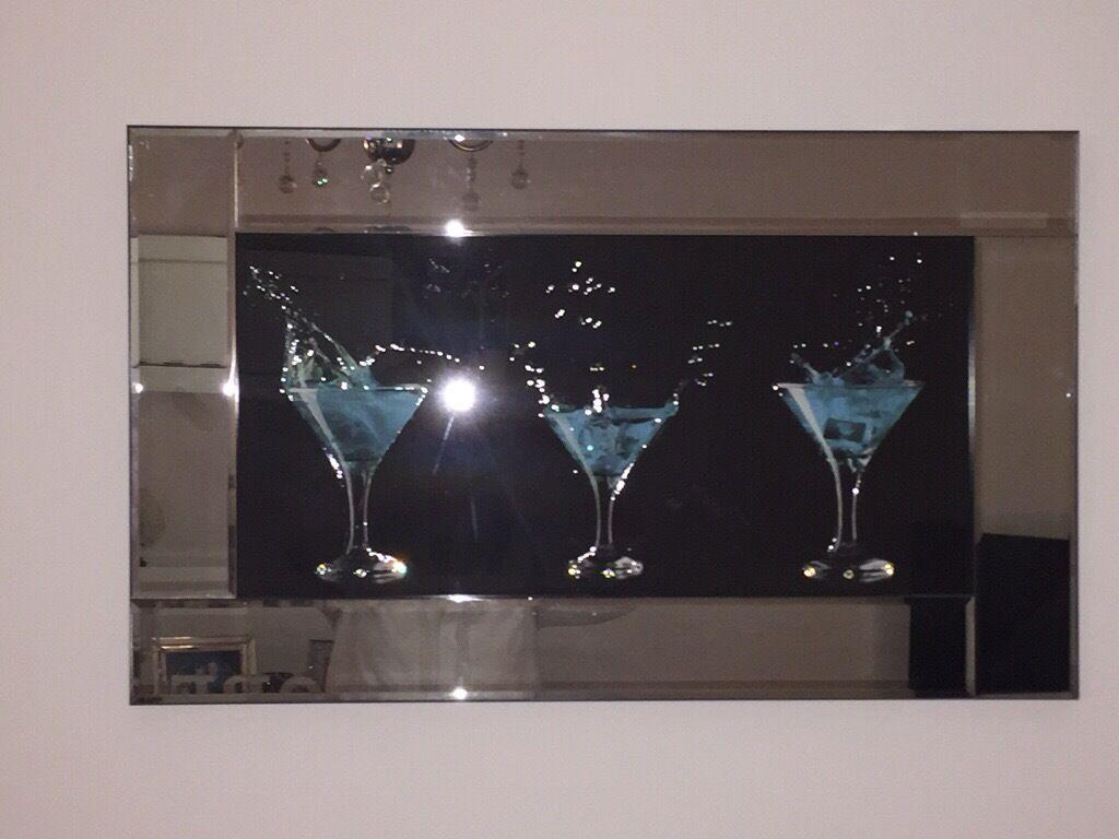 Pagazzi Mirror Framed Picture In Uddingston Glasgow
