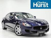 Maserati Quattroporte S (blue) 2013-10-28