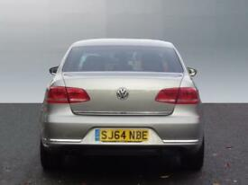 Volkswagen Passat EXECUTIVE STYLE TDI BMT DSG (silver) 2014-09-01