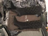 Luis Onofre Designer boots *louboutin style