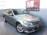 2013 MERCEDES C200 CDI EXECUTIVE SE AUTO BLUEEFF