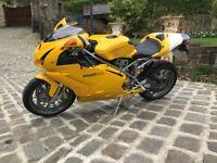 Ducati 749S 2003