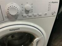 Hotpoint Aquarius new model 7 kg fully working energy efficient washing machine