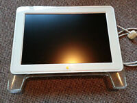 "Apple Cinema Display Monitor A1038 20"" widescreen"