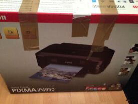 Canon PIXMA iP4950 - inkjet printers 9600 x 2400 DPI, Glossy paper, High resolution paper