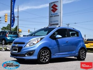 2013 Chevrolet Spark LT ~Heated Leather ~Backup Cam ~Bluetooth
