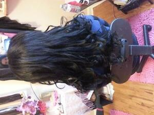 HAIR EXTENSIONS CALL TODAY, DONE TODAY $275 London Ontario image 3
