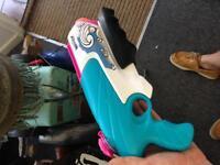 Nerf water pistol gun summer child's toy