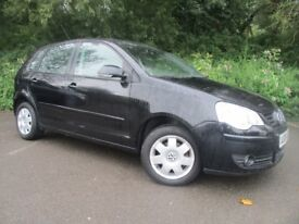 VERY CHEAP 2006 VOLKSWAGEN POLO 5DR
