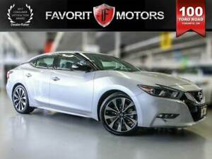 2016 Nissan Maxima SR, Bluetooth, Heated Seats, Nav, Backup Came