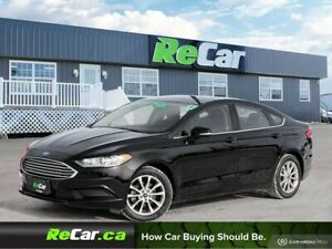 2017 Ford Fusion SE REDUCED | HEATED SEATS | BACK UP CAM
