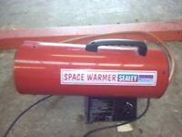 space warmer