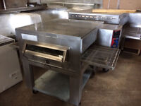 MIDDELBY MARSHALL - GAS - PIZZA OVEN 20""