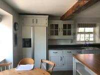 Solid oak, country kitchen