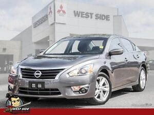 2014 Nissan Altima 2.5-Satellite Radio-Backup Camera-Push Start