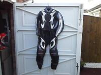MEN'S RIOSSI TWO PIECE LEATHERS FOR SALE