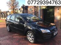 2005 Ford Focus 1.6 TDCi LX 5dr IV # 1 YEARS MOT # Lovely car # Aircon # LOW MILES # Bluetooth #
