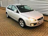 08 Ford Focus 1.8 tdci zetec climate in excellent condition full service history mot till April 18