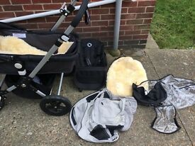 Bugaboo Chameleon 3 with New Maxi cost Pebble Car seat