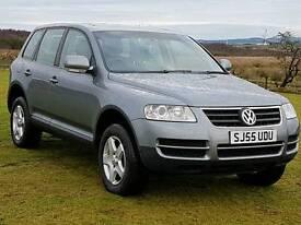 Volkswagen Touareg se 2.5 TURBO diesel registered December 2005