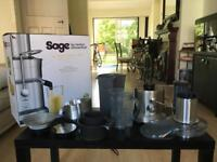 Sage Nutri Juicer Pro by Heston Blumenthal