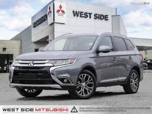 2016 Mitsubishi Outlander GT with S-AWC