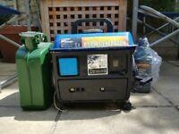 Small Portable Petrol Driven Generator