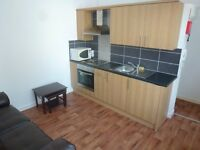 Cosy One Bedroom Flat £495 PCM. CLIFTON ST, Adamsdown (close to City Center), Available 1st March