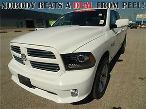 2017 Ram 1500 **STOP DON'T BUY USED!!** BRAND NEW RAM SPORT ONLY
