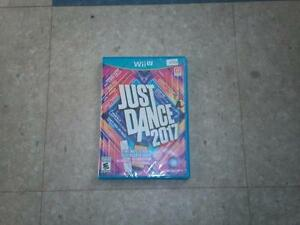 Just dance 2017 pour wii u neuf