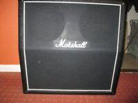 Marshall MX412 4x12 speaker cab not fender laney vox