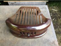 Fire grate 9 inch and front