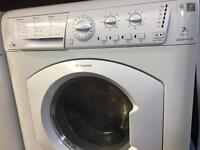 Hotpoint washer dryer 7kg very good condition latest model for sale
