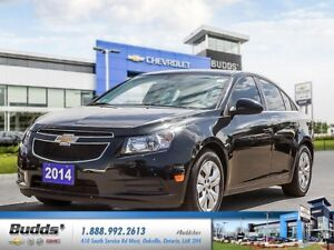 2014 Chevrolet Cruze 1LT 0% for up to 24 Months OAC !LOCAL TR...