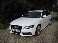 Audi A4 Avant 1.8 TFSI S Line Multitronic 5dr *** SAT NAV *** GREAT LOOKING CAR ***£10,450
