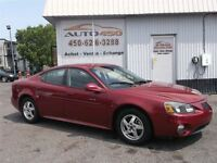 2004 Pontiac Grand Prix GT AUTOMATIQUE 120 000KM