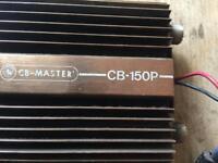 CB power booster ( burner )