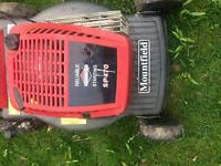Mountfield mower