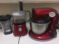 Fairly used food processor and mixer