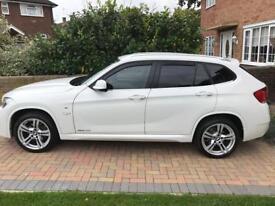 BMW X1 Msport Xdrive 2.0d auto 2012